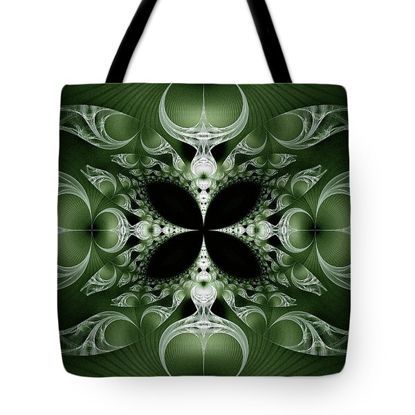 Tote Bag featuring the digital art Jeremiah by Missy Gainer