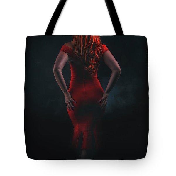 Jessicas Back Tote Bag