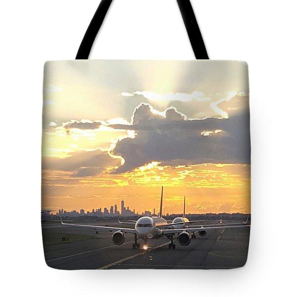 JFK Tote Bag