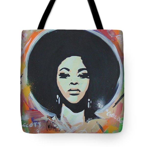 Jill So Beautiful Tote Bag