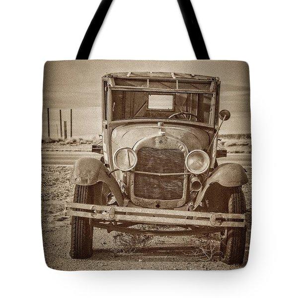Jilted Jalopy Tote Bag