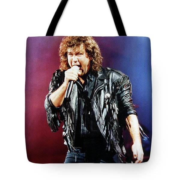 Jimmy Barnes 1988 Tote Bag