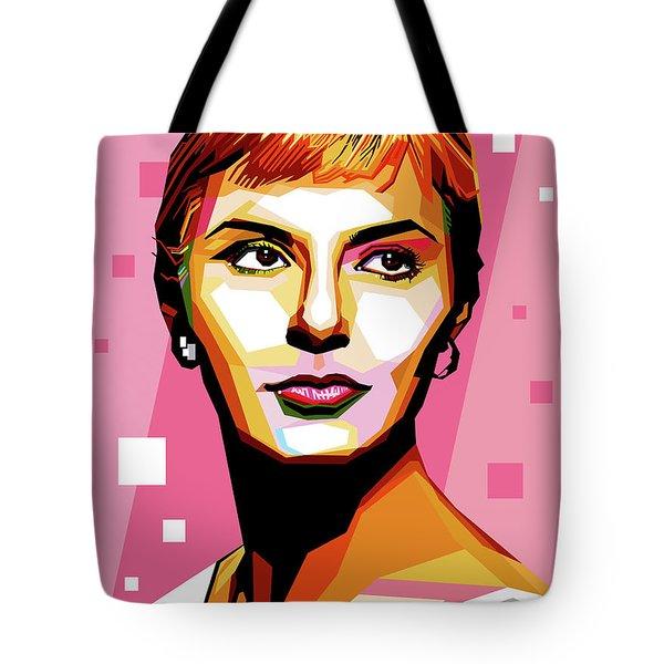 Joanne Woodward Tote Bag