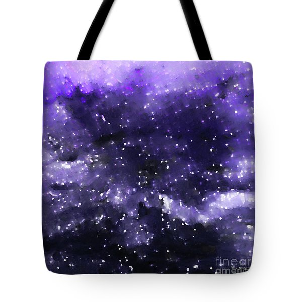 John 1 5. Overcome Tote Bag