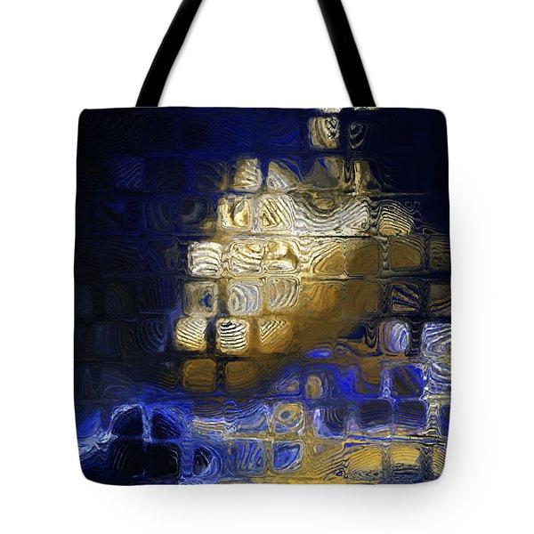 John 16 13. He Will Guide You Tote Bag