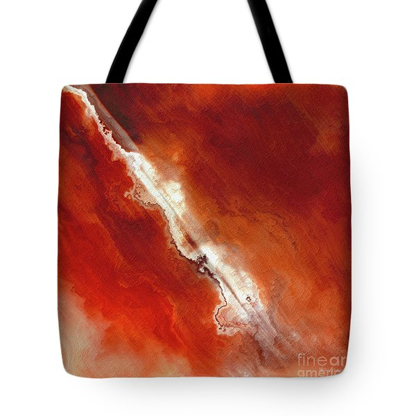 John 5 24. Passed From Death To Life Tote Bag