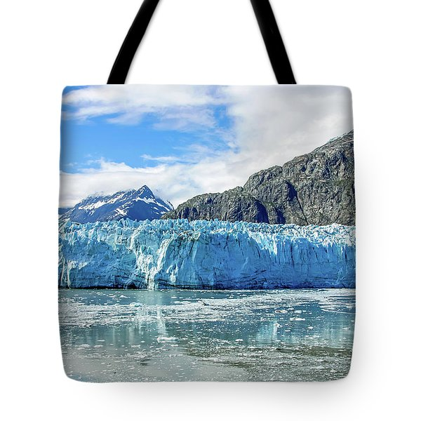 John Hopkins Glacier 1 Tote Bag