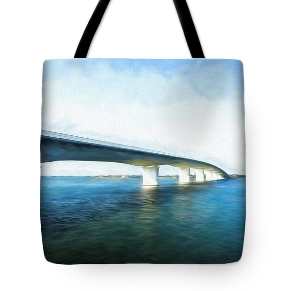 John Ringling Causeway Tote Bag
