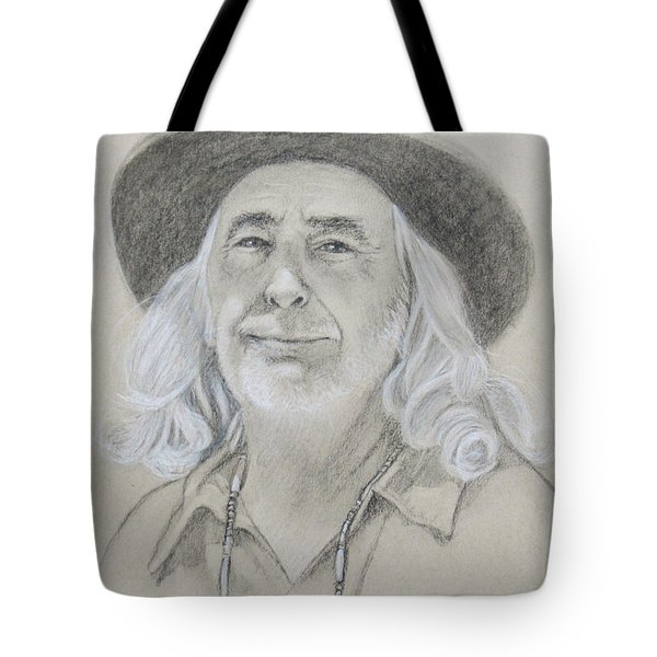 John West Tote Bag