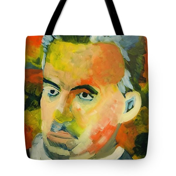 Jordan Peterson Tote Bag