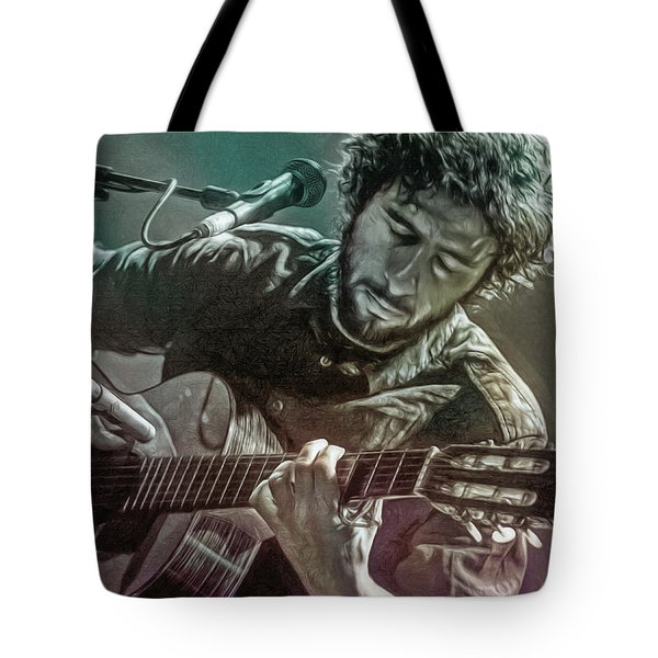 Jose Gonzalez Tote Bag