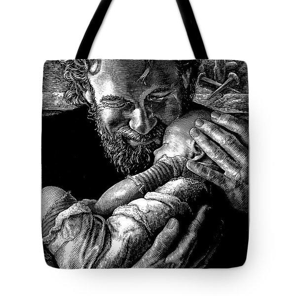 Joseph Tote Bag