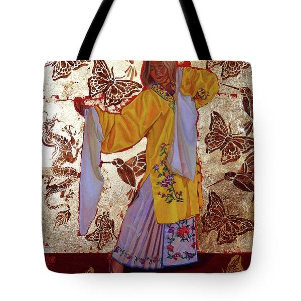 Joyful Love Tote Bag