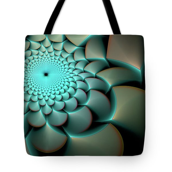 Tote Bag featuring the digital art Jude by Missy Gainer