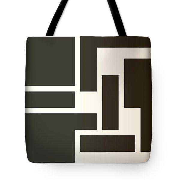 Julije Knifer Tribute Tote Bag