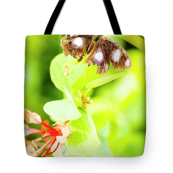Jungle Bug Tote Bag
