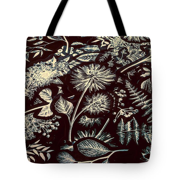 Jungle Flatlay Tote Bag