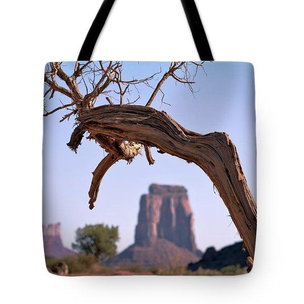Juniper Tree Tote Bag