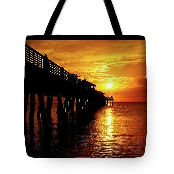 Juno Pier 3 Tote Bag