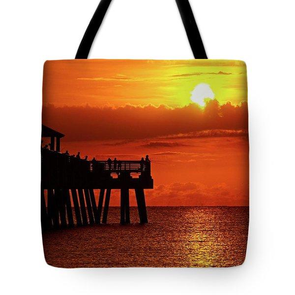 Juno Pier 6 Tote Bag