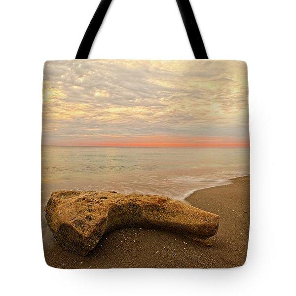 Jupiter Beach Tote Bag