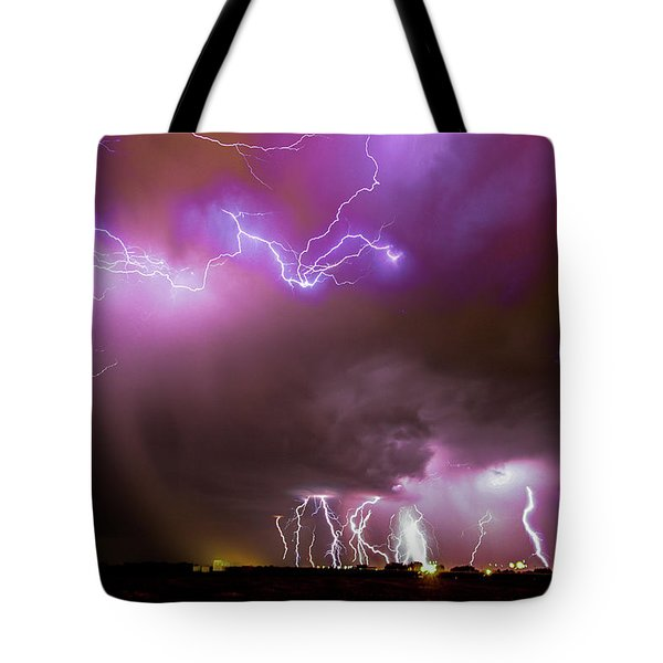 Just A Few Bolts 001 Tote Bag