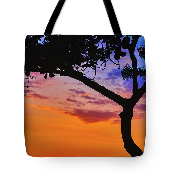 Just Another Kona Sunset Tote Bag