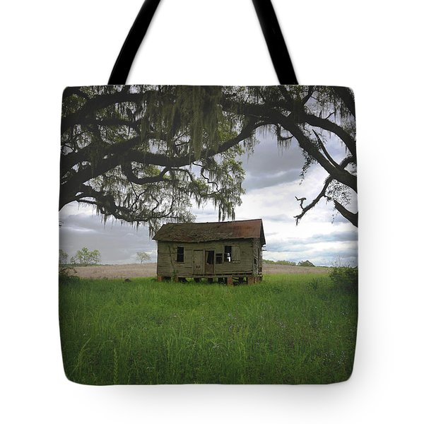 Just Me And The Trees Tote Bag