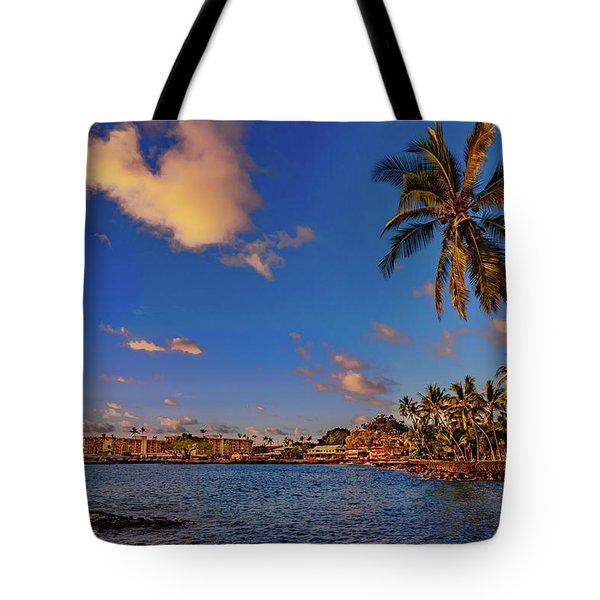 Kailua Bay Tote Bag
