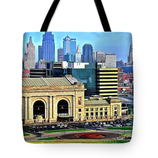 Kansas City 2019 Tote Bag