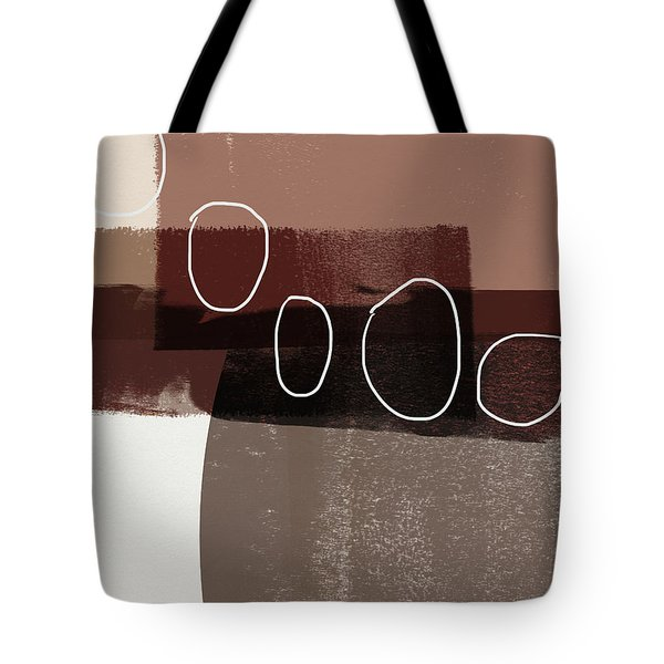 Karamel 3- Art By Linda Woods Tote Bag