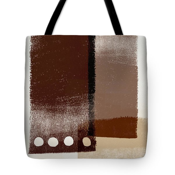 Karamel 4- Art By Linda Woods Tote Bag