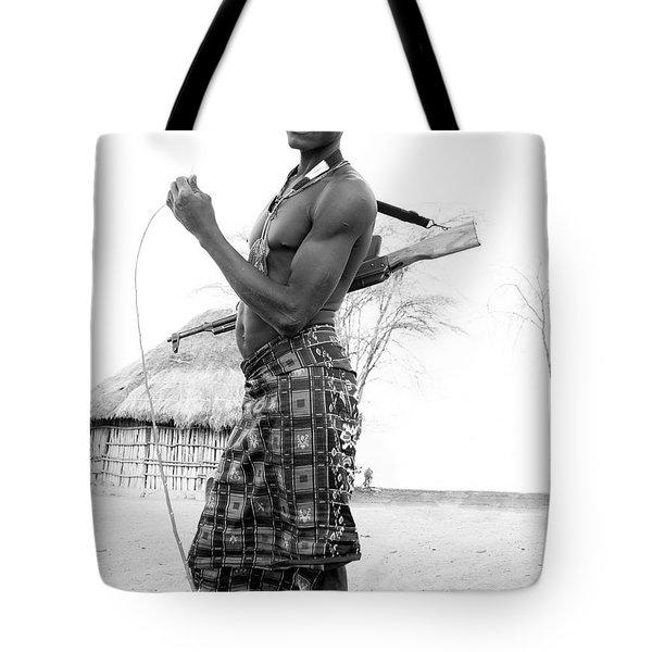 Karo Man  Tote Bag