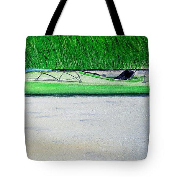Kayak Essex River Tote Bag