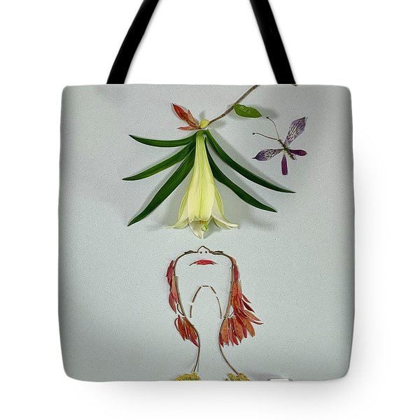 Keep Looking Up Tote Bag