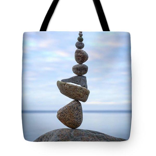 Keep The Balance Tote Bag