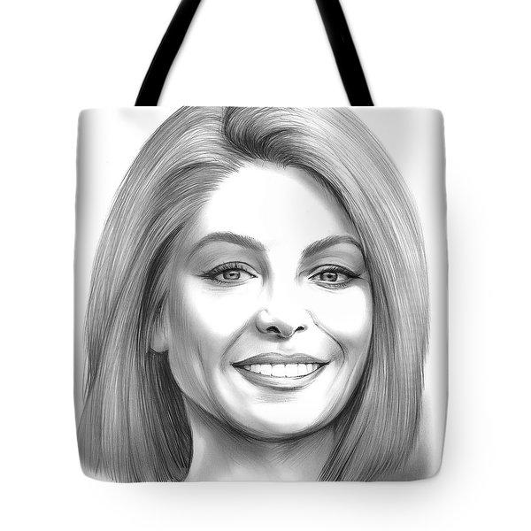 Kelly Ripa Tote Bag