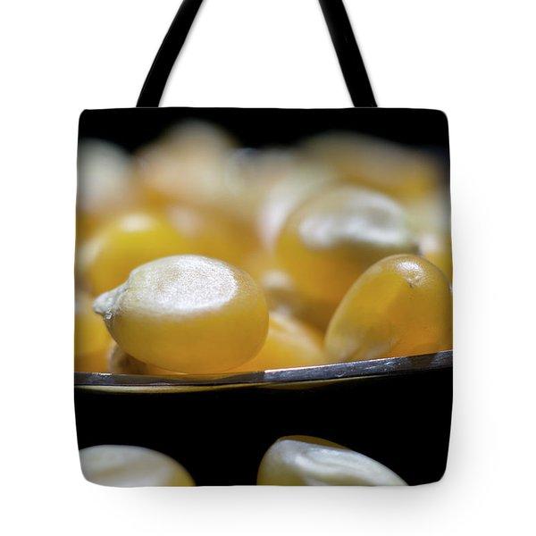 Kernels Tote Bag