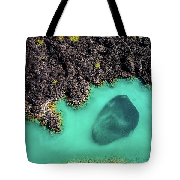Kiholo Bay Bait Ball Tote Bag