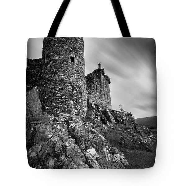 Kilchurn Castle Walls Tote Bag