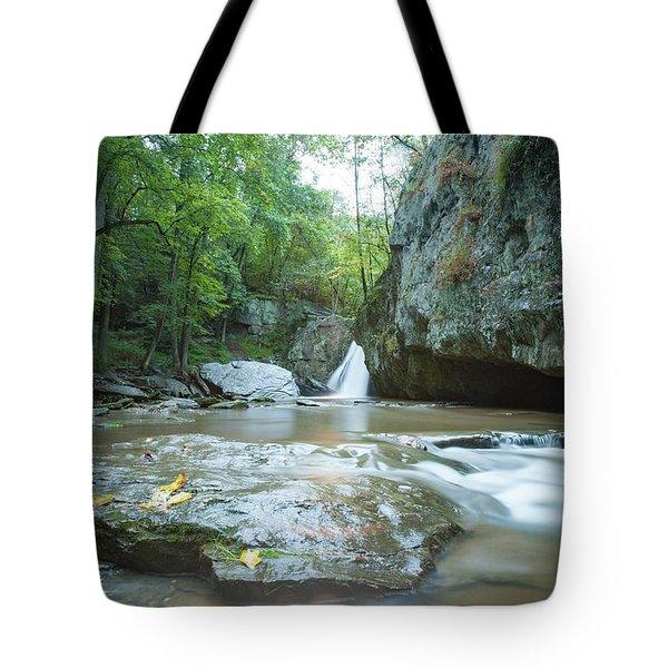 Kilgore Falls Tote Bag