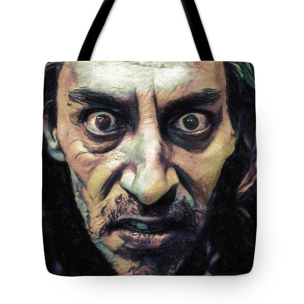 Killer Bob Tote Bag