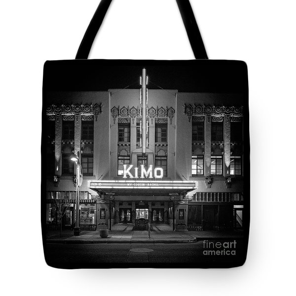 Kimo Theater Tote Bag