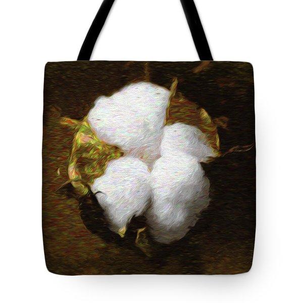 King Cotton Tote Bag