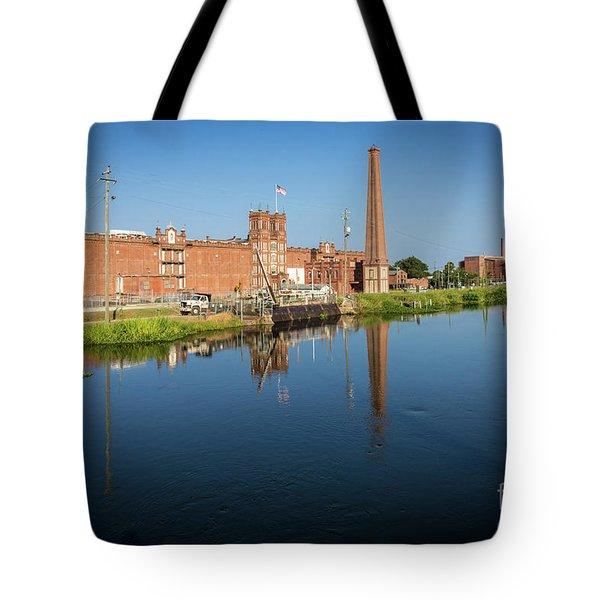 King Mill - Augusta Ga 1 Tote Bag