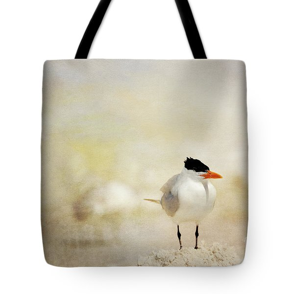 King Of The Sand Pile Tote Bag