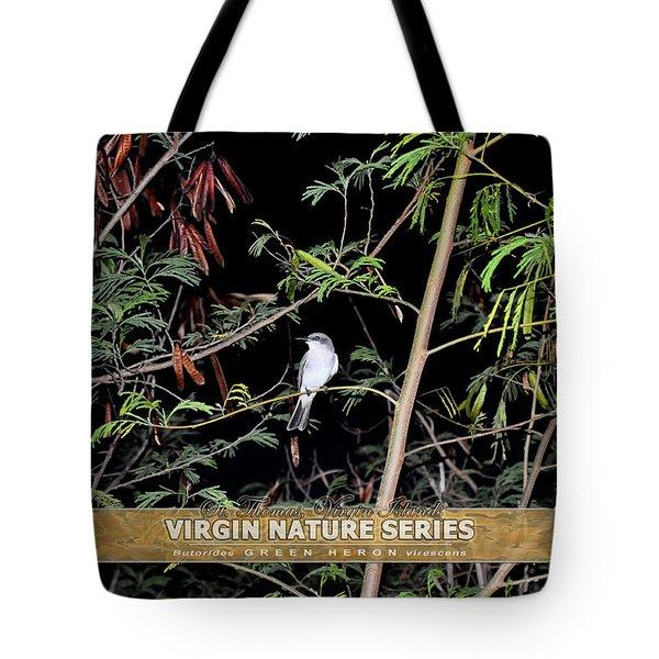 Kingbird In Casha - Virgin Nature Series Tote Bag