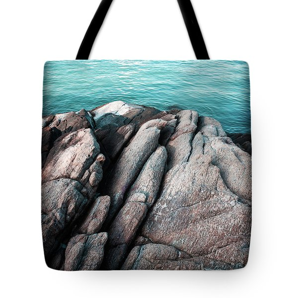 Ko Samet Rocks Tote Bag