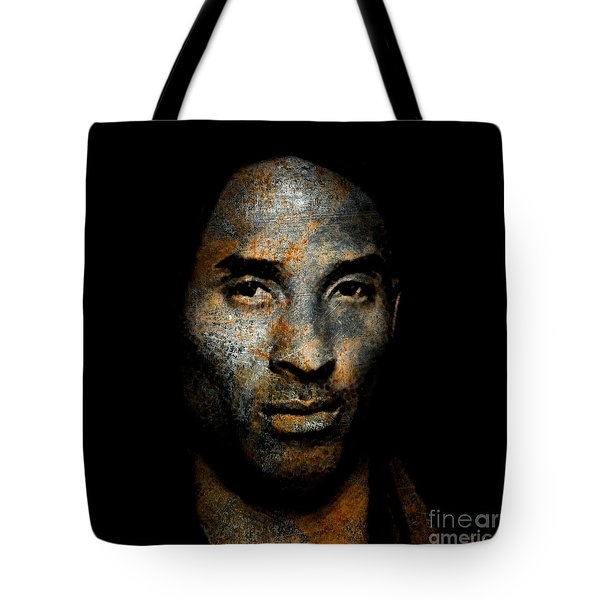Kobe Bean Bryant Tote Bag