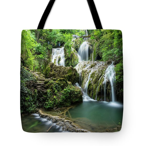 Krushunski Waterfalls Tote Bag